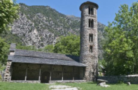 Церковь Санта-Колома фото