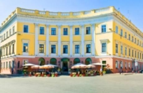 Приморский бульвар в Одессе