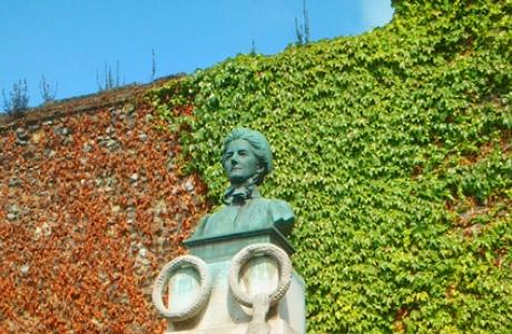Монумент королевы Вильгельмины