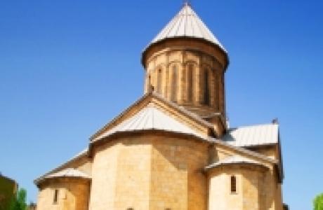 Сионский кафедральный собор Тбилиси