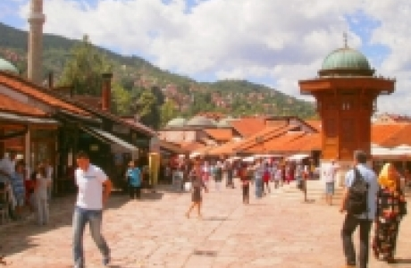 Торговая площадь Бар-чаршия