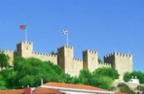 Крепость Святого Георгия в Лиссабоне