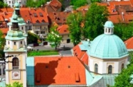 Собор Святого Николая в Любляна