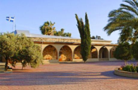 Монастырь Святого Николая Кошатника