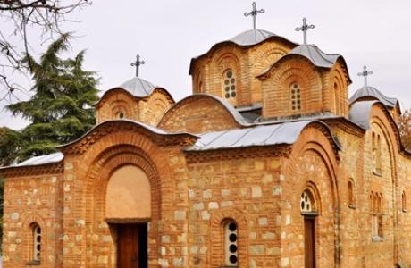Монастырь Святого Пантелеймона