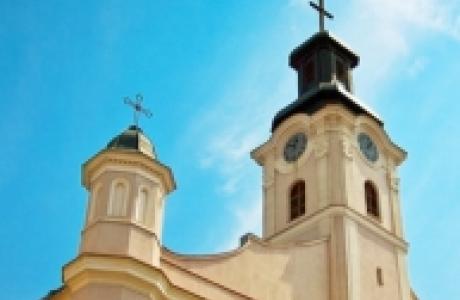 Костел Св. Юрия в Ужгороде