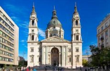Базилика Святого Иштвана в Будапеште