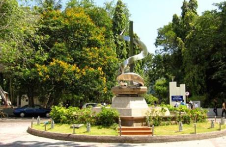 Парк султанов в Мале