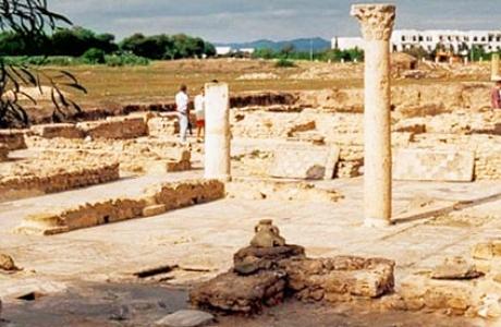Археологическая зона Сиди-Джедиди