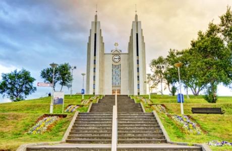 Церковь Акурейри