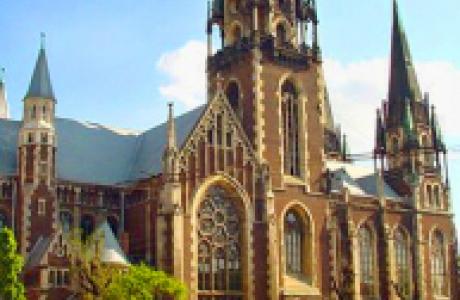 Костёл Св. Эльжбеты во Львове