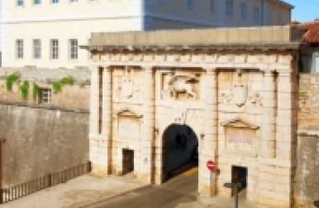 Городские ворота Задара