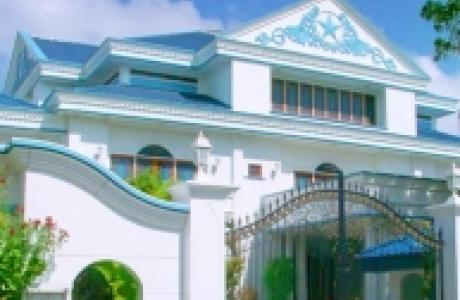 Президентский дворец в Мале