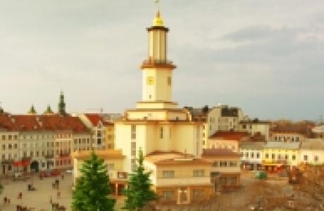 Краеведческий музей в здании ратуши