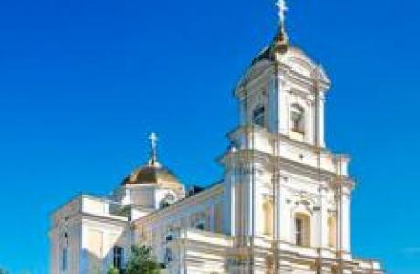 Луцкий Троицкий собор