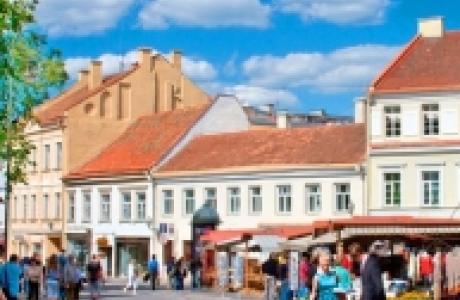 Древняя улица Пилес
