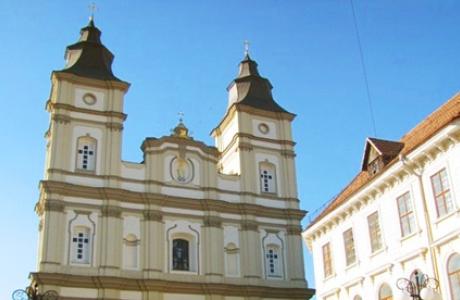 Воскресенский собор в Ивано-Франковске