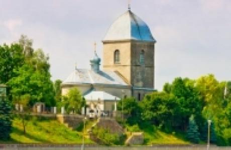 Воздвиженская церковь в Тернополе