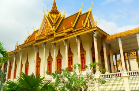 Храм цветущего лотоса