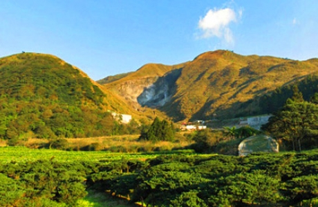 Национальный парк Янминшань