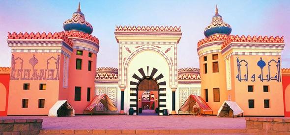 Дворец 1000 и 1 ночь в Хургаде