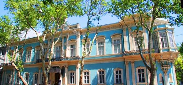Музей искусства в Одессе