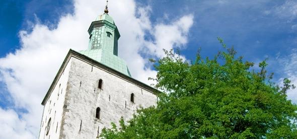 Кафедральный собор Бергена