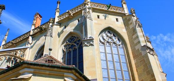 Кафедральный собор Берна