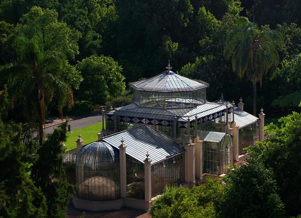 Ботанический сад Аделаиды фото