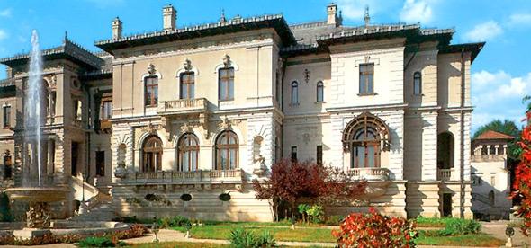 Дворец Котрочень