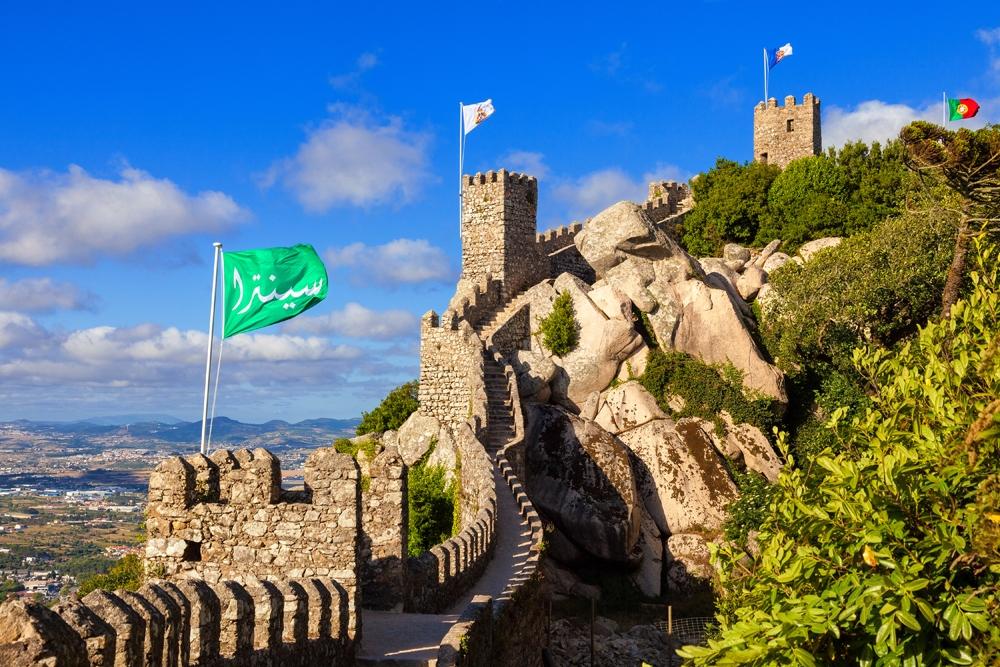 Маврская крепость