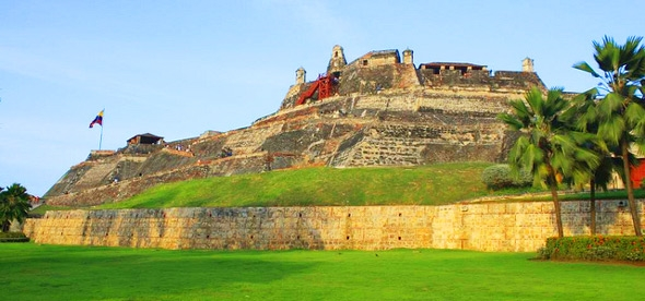 Крепость Сан-Фелипе де Барахас