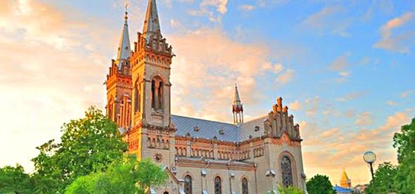 Батумский кафедральный собор Пресвятой Богородицы