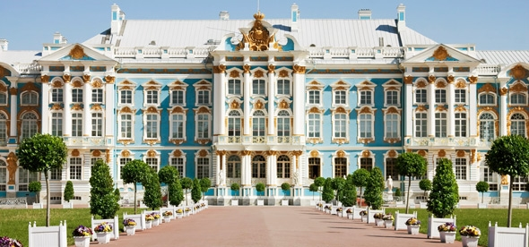 Царское село и Екатерининский Дворец