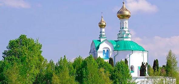 Церковь Св. Василия во Владимире-Волынском