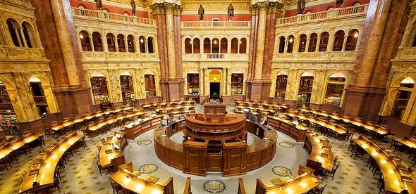 Библиотеки конгресса США