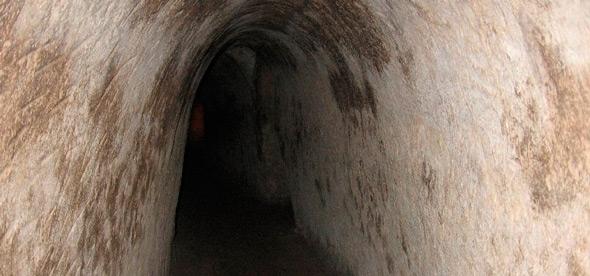 Туннели Кути