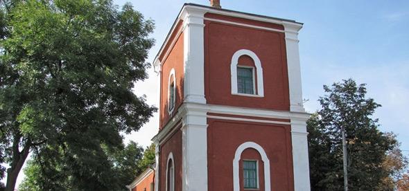 Доминиканский монастырь во Владимире-Волынском