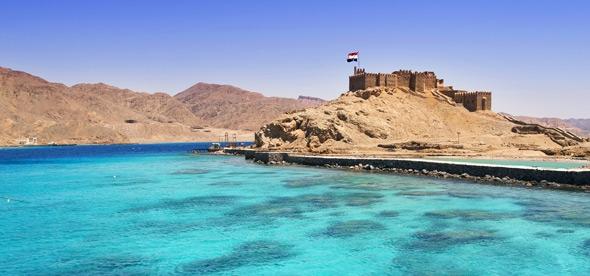 Остров Фараона