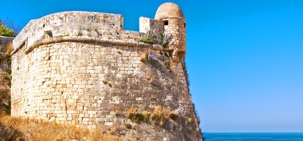 Венецианская крепость Фортецца