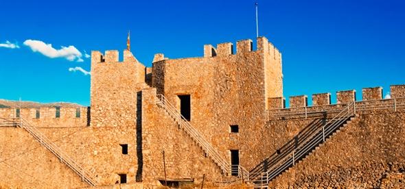 Крепость Самуила