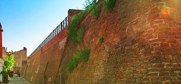 Бастион в Ивано-Франковске