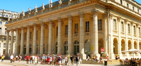 Большой театр в Бордо