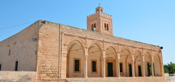 Медина и Великая мечеть Монастира