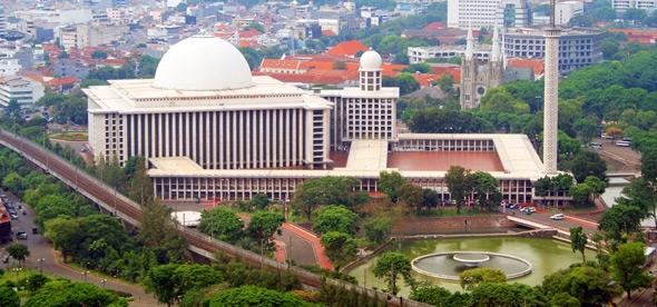 Мечеть Истикляль