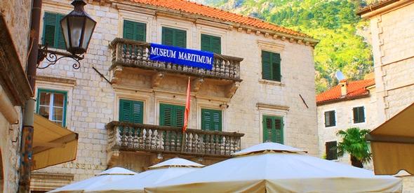 Морской музей Котора