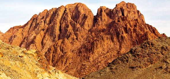 Синайские горы