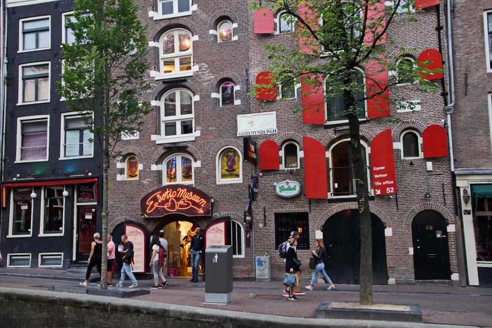Erotic Museum in Amsterdam photo