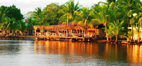 Рыбацкая деревня Омоа