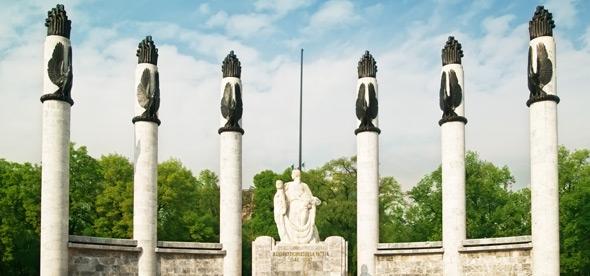 Парк Чапультепек